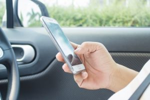 Woman Hurt In Overland Park, Kansas Distracted Driving Accident